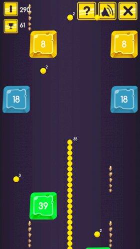 Satılık Android Yılan ve Blok Oyunu