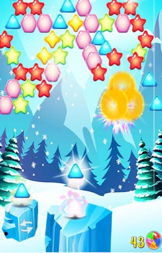 Frozen Bubble Game