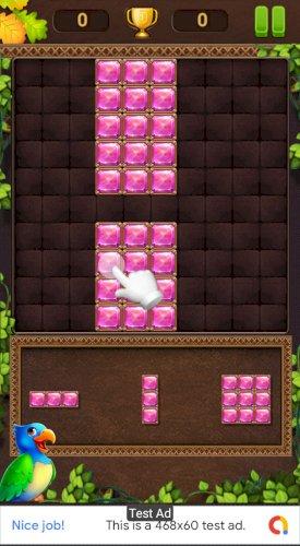 Android Blok Bumaca Oyunu