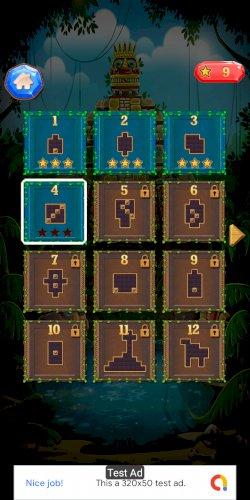 Satılık Android Blok Bumaca Oyunu