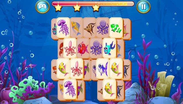 Satılık Android Mobil Oyun - Balık Macerası