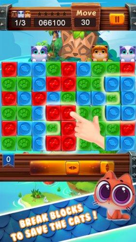 Satılık Android Kedi Oyunu