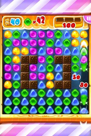 Satılık Android Şeker Oyunu