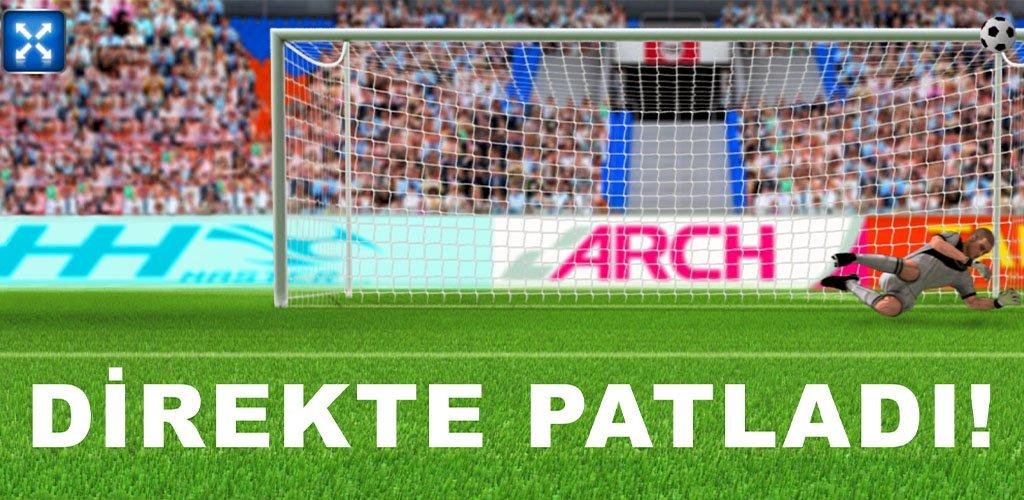 Satılık Android Fotbol Oyunu - Penaltı Çek