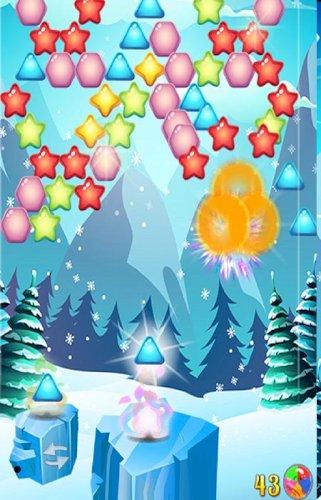 Frozen Bubble Game